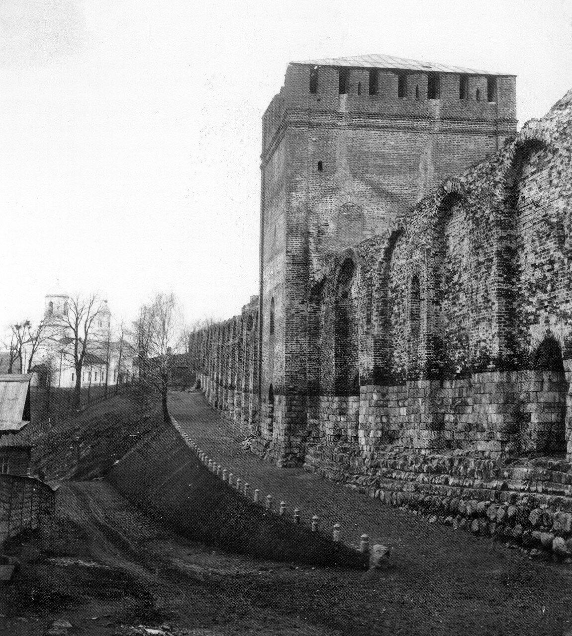 Башня Позднякова. 1889