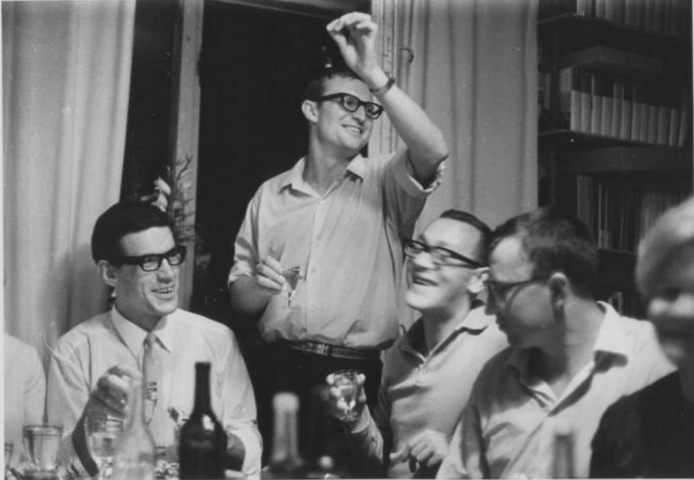 1969. Свадьба у Эрика Кистенева. Протвино
