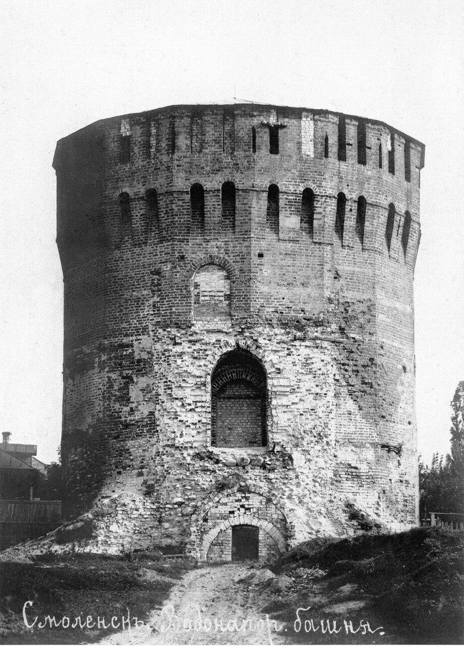 Евстафьевская башня
