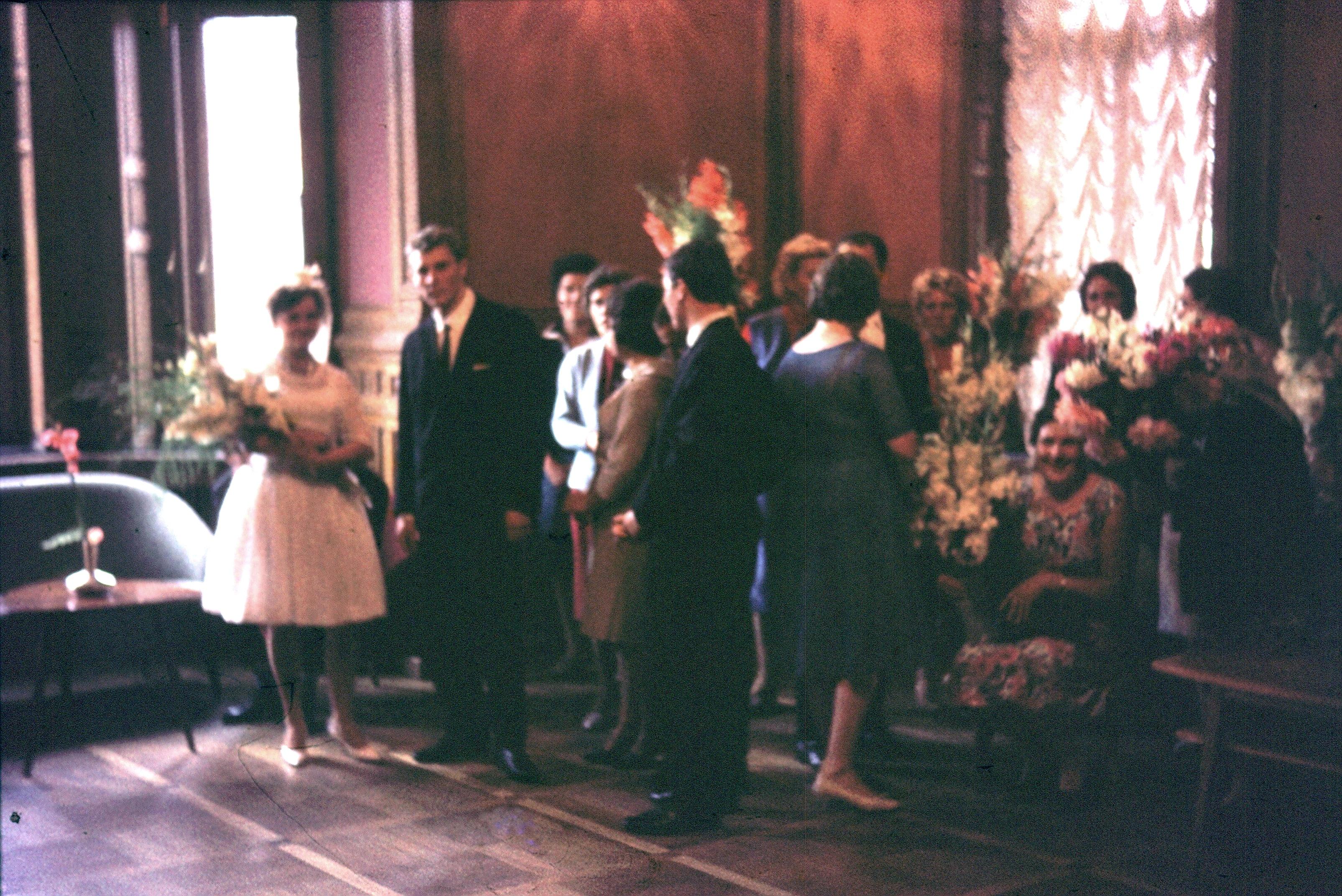 Ленинград. Свадьба