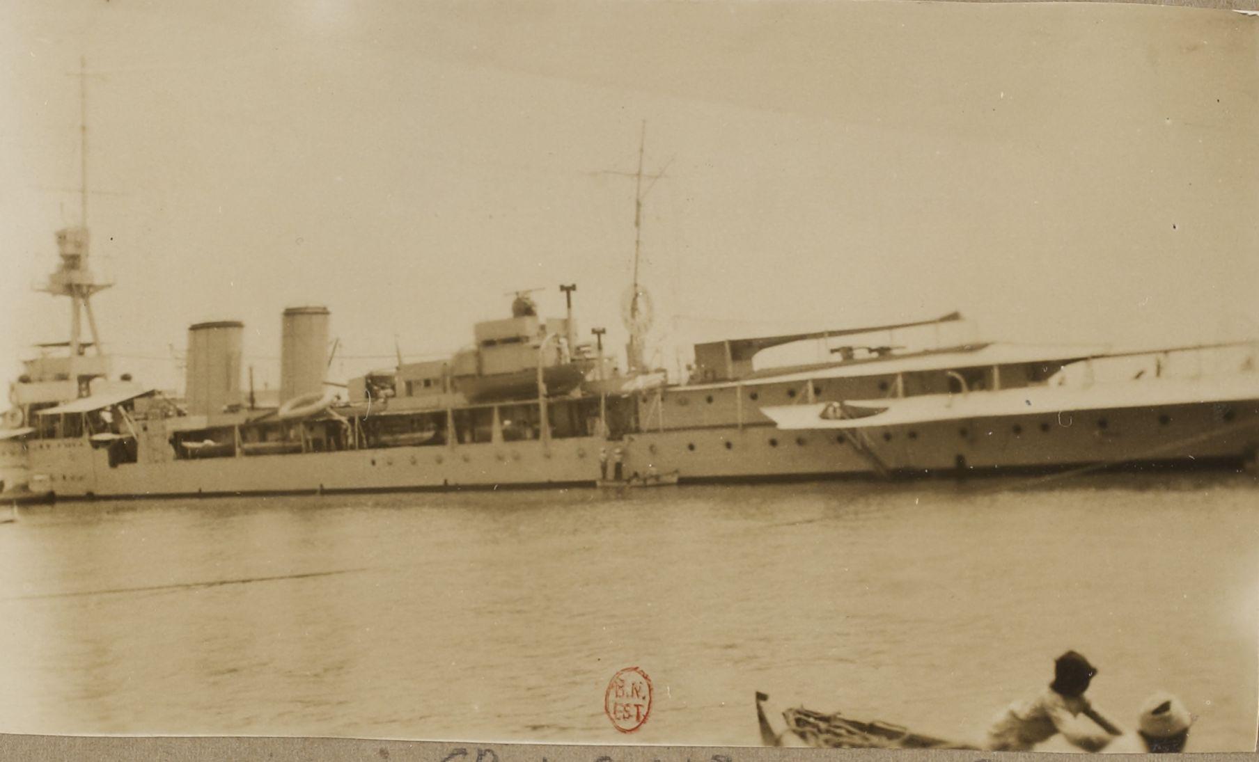19. Порт Саид. В гавани