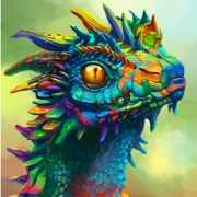 Рисунок дракона