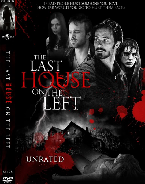 Последний дом слева / The Last House on the Left (2009/BDRip/HDRip)
