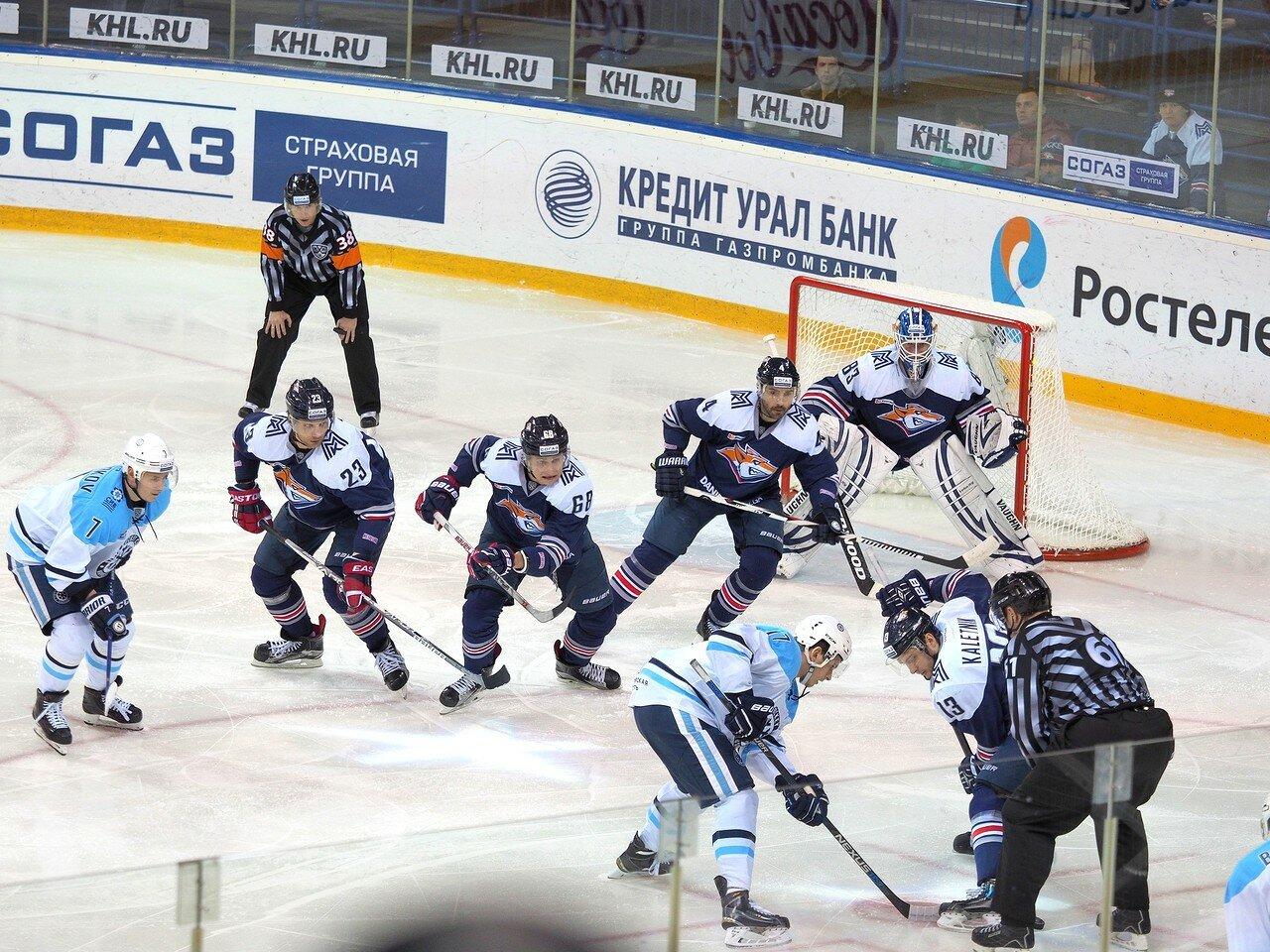 56Металлург - Сибирь 28.10.2016
