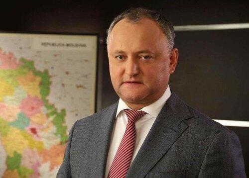 Инаугурация пятого президента Молдовы состоится 23 декабря