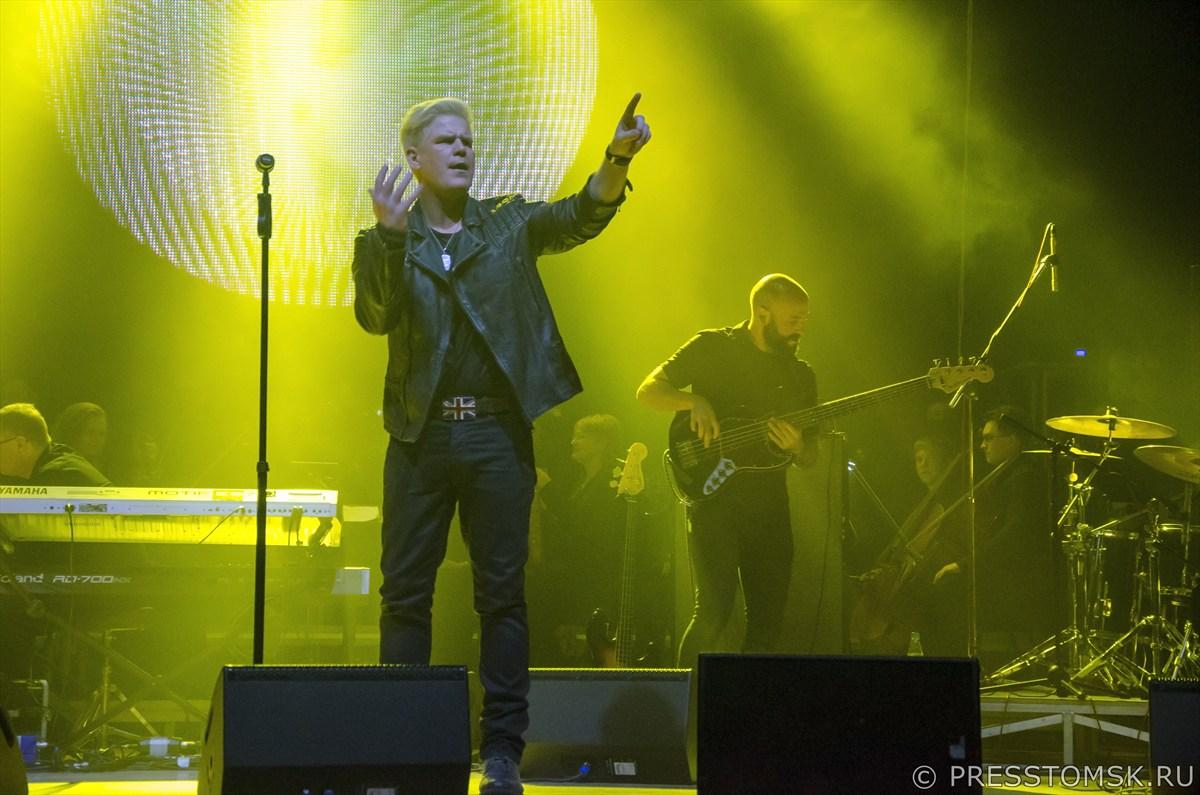 Концерт LIVE UK PINK FLOYD SHOW в Томске