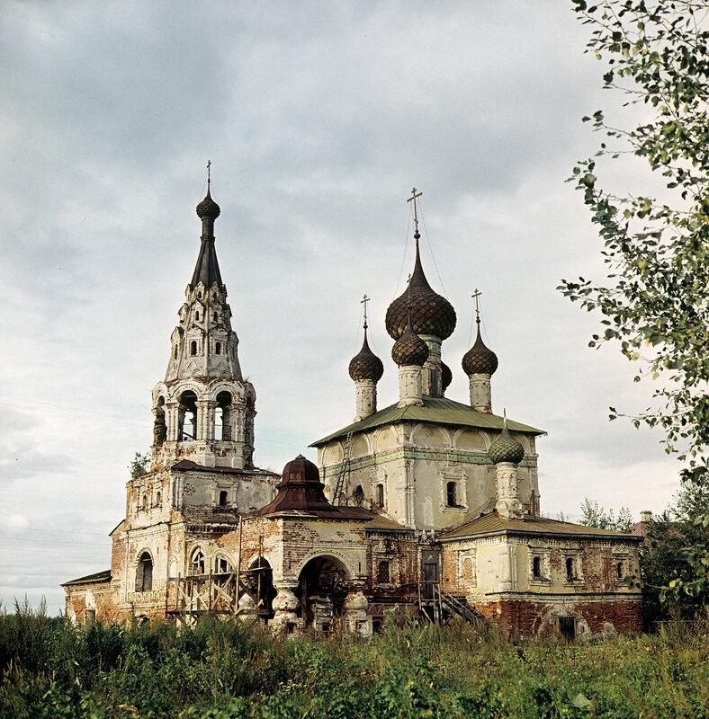 1967 Церковь Спаса Нерукотворного Образа в Угличе. Sputnik Валерий Шустов.jpg
