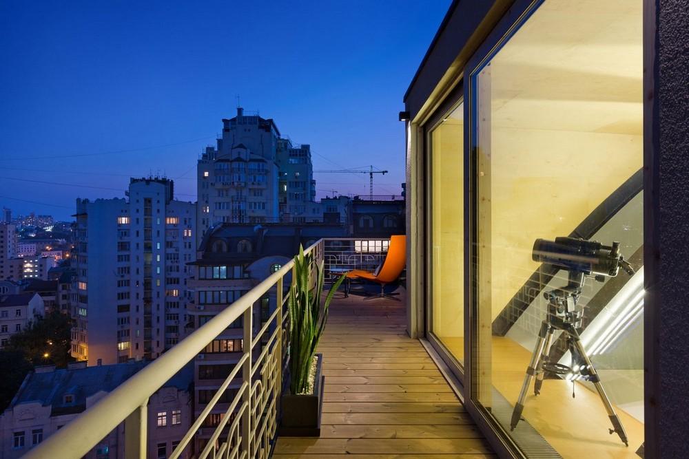 Превращение нежилого помещения в лофт в Киеве