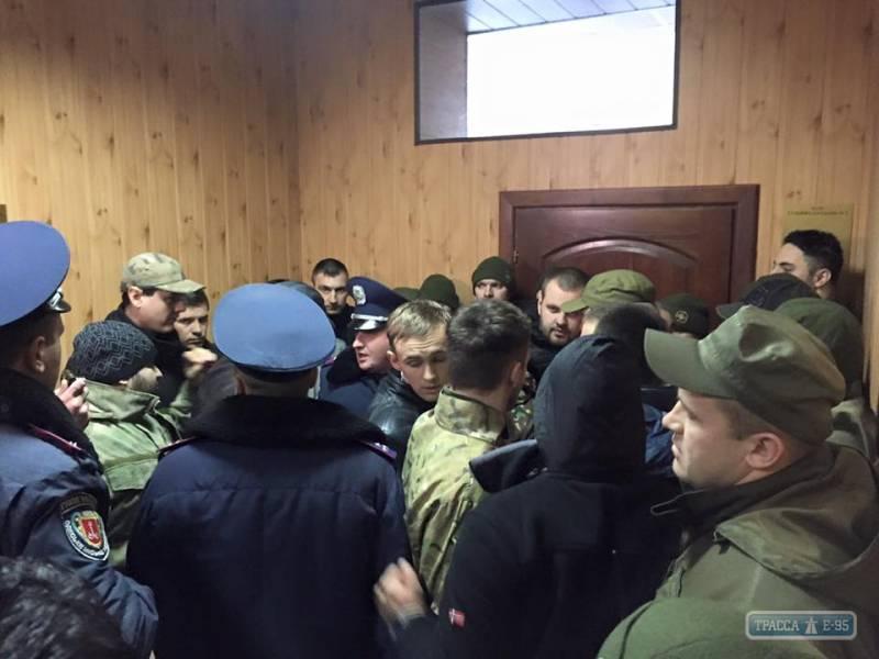 Полиция никого не задержала в результате акций в центре Киева, - Крищенко