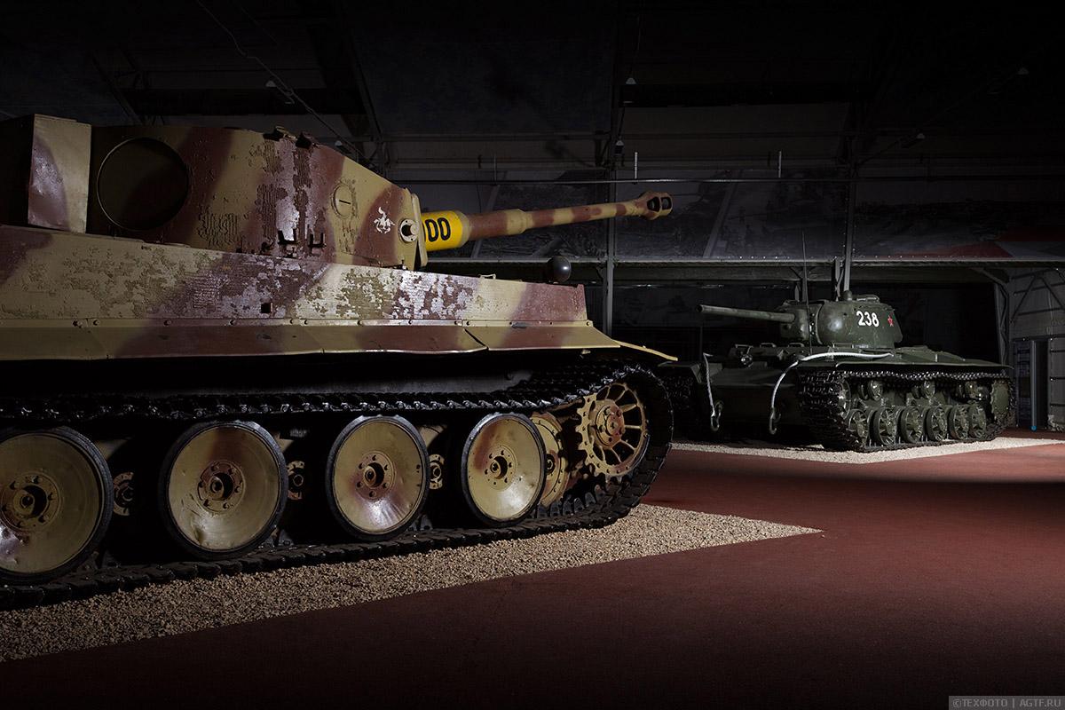 Бронетехника Второй Мировой войны