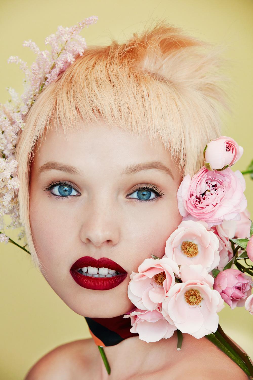 Цветочная красота / Katty Ukhanova by JUCO