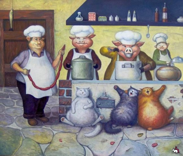 С днем кондитера! С праздником вас!  На кухне открытки фото рисунки картинки поздравления