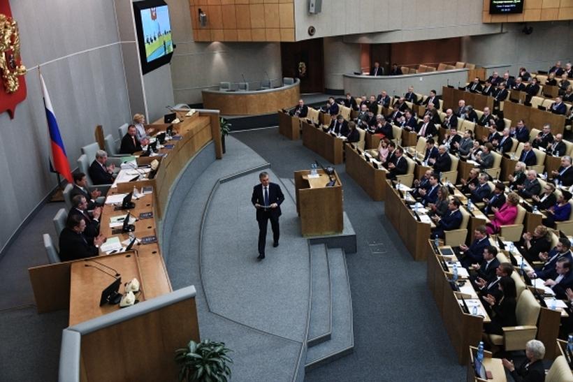 Государственная дума  приняла законодательный проект  одекриминализации побоев всемье впервом чтении