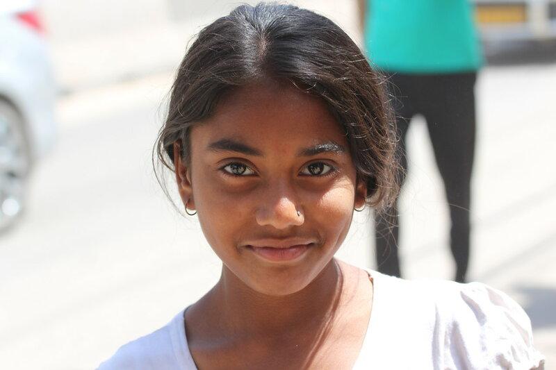 Девочки-индианки