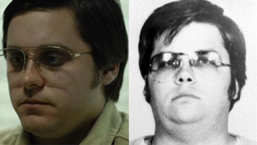 Джаред Лето в роли убийцы Джона Леннона Марка Дэвида Чепмена, «Глава 27».