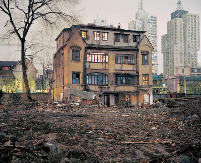 Призрачный Шанхай: что осталось от старого города (16 фото)