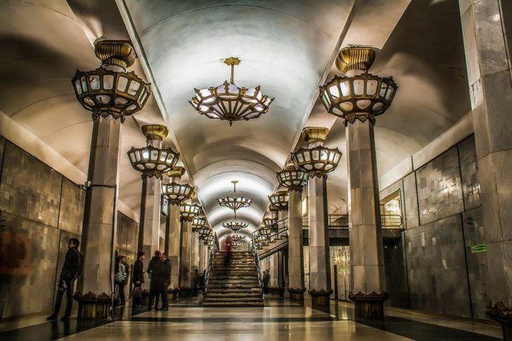 Станция им. Юнуса Раджабий