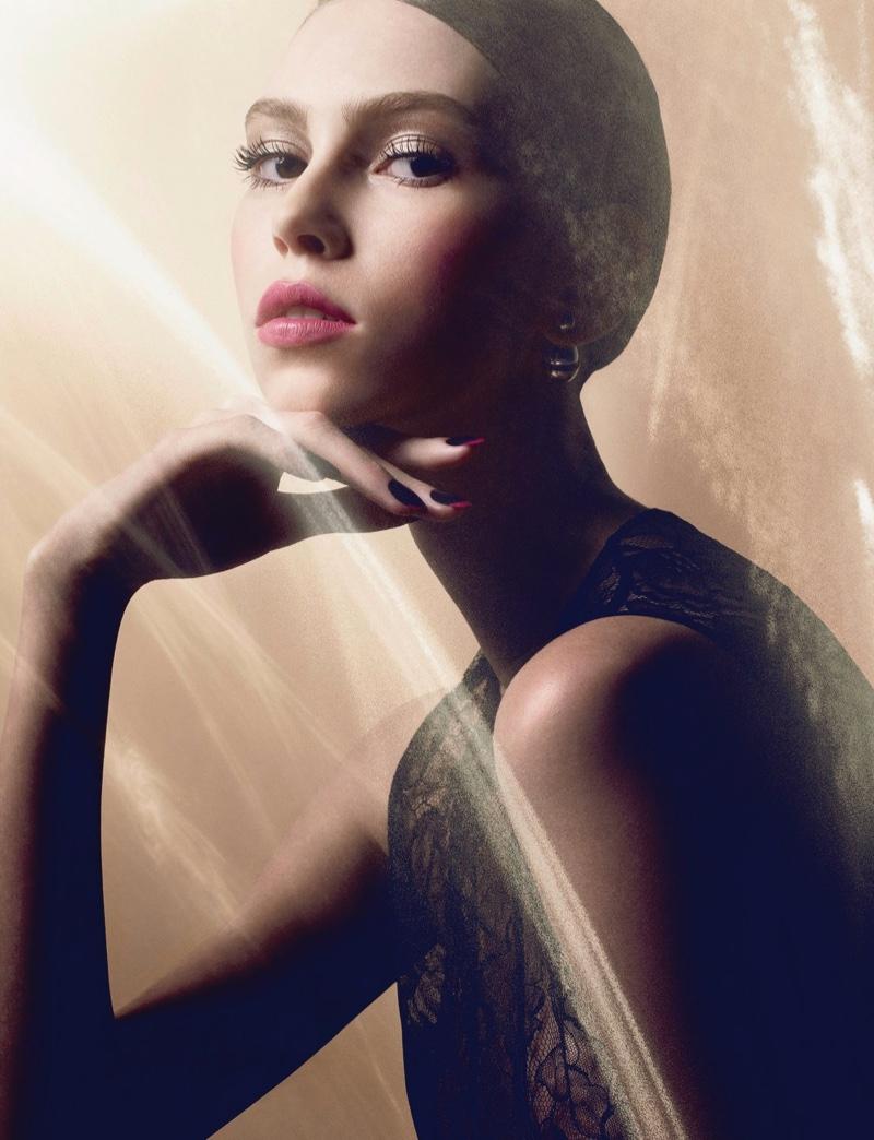 Фотосессия в Dior Magazine