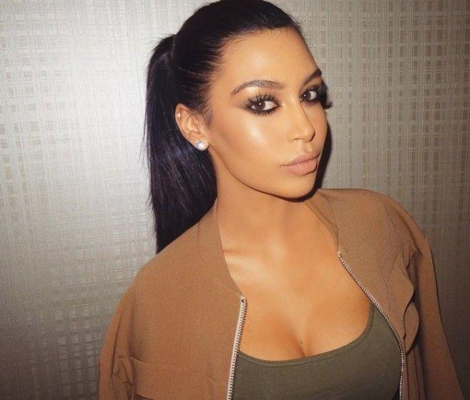 Хотя что удивительного: кажется, сейчас каждая пятая девушка старается выглядеть, как Ким. 10. Адель