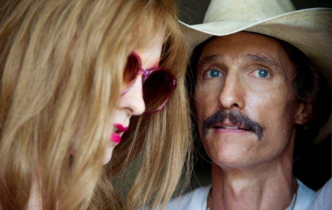 Далласский клуб покупателей (2013) Герой фильма, типичный реднек, гуляка и любитель родео, узнает, ч