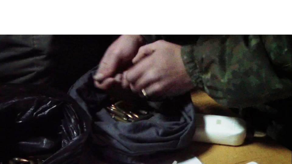 Милиция Мариуполя задержала киевлянина, вывозившего гранаты иззоны АТО