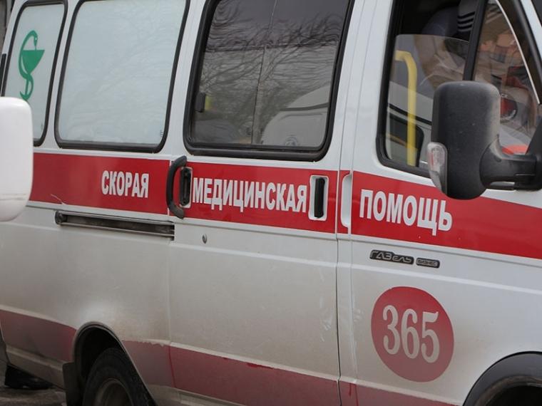 ВОмской области 2-летний парень пострадал влобовом ДТП
