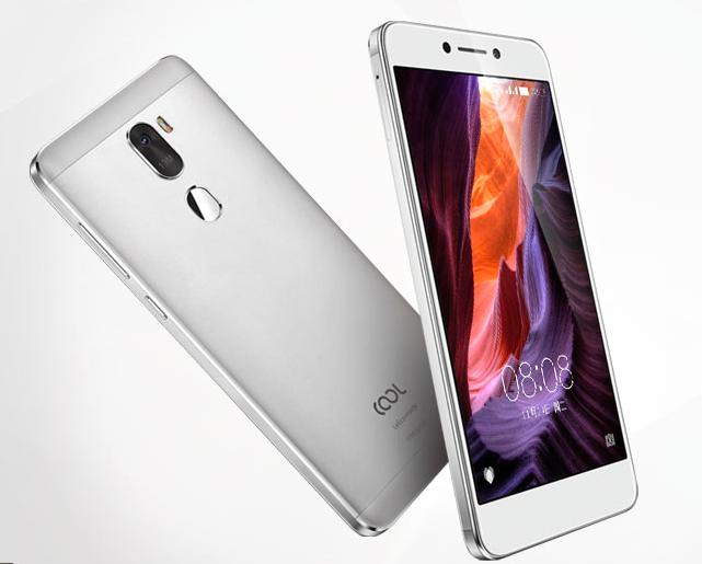 LeEco иCoolpad показали новый смартфон