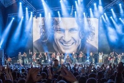 ВДнепрОГА легендарная группа «Скрябин» даст бесплатный концерт,— Валентин Резниченко