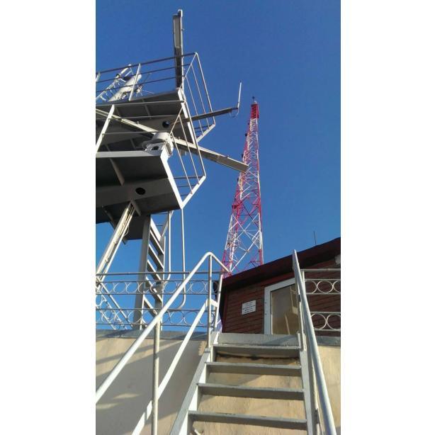 Новая система наблюдения Aeros охраняет морские границы Украины около Мариуполя