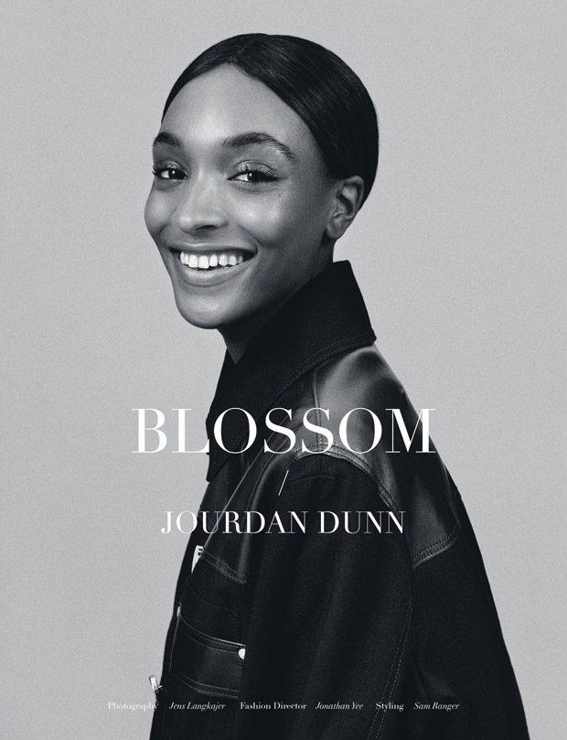 Jourdan Dunn Stuns for Manifesto November/December 2016 Cover Story