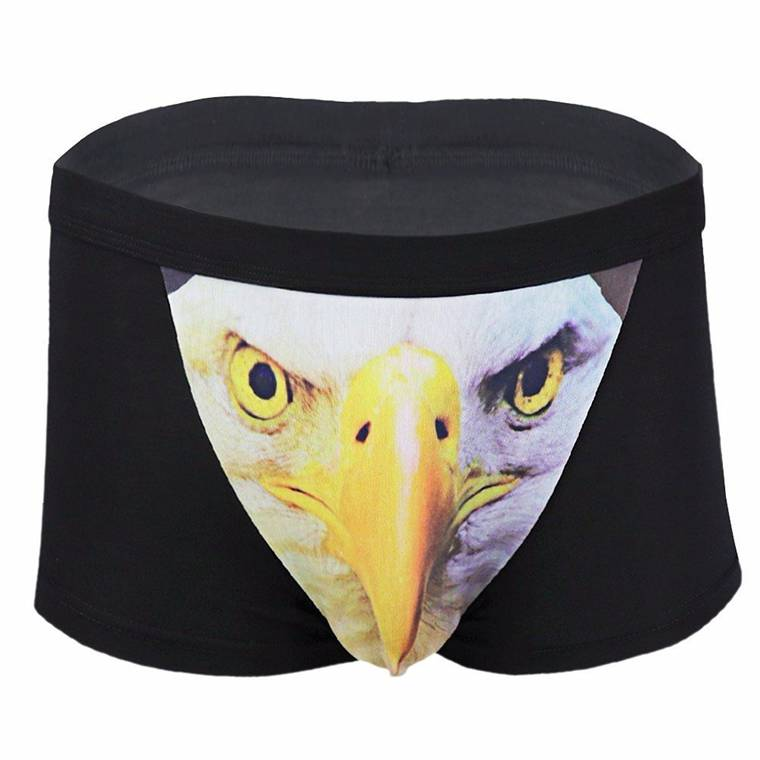 Animal Boxers - These men's underwear create a new level in bad taste