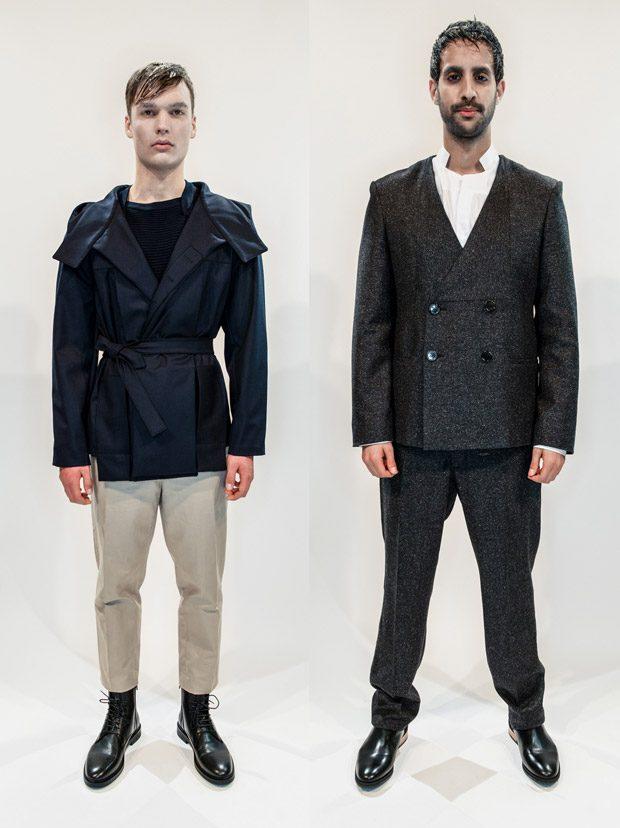 #MBFW BRACHMANN Menswear Fall Winter 2017.18 Collection