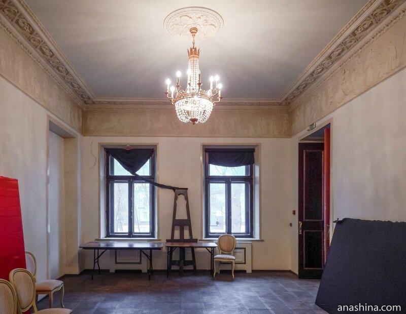 Греческий зал, дом Смирнова