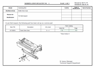 service - Инструкции (Service Manual, UM, PC) фирмы Ricoh - Страница 5 0_135559_61a38efa_orig