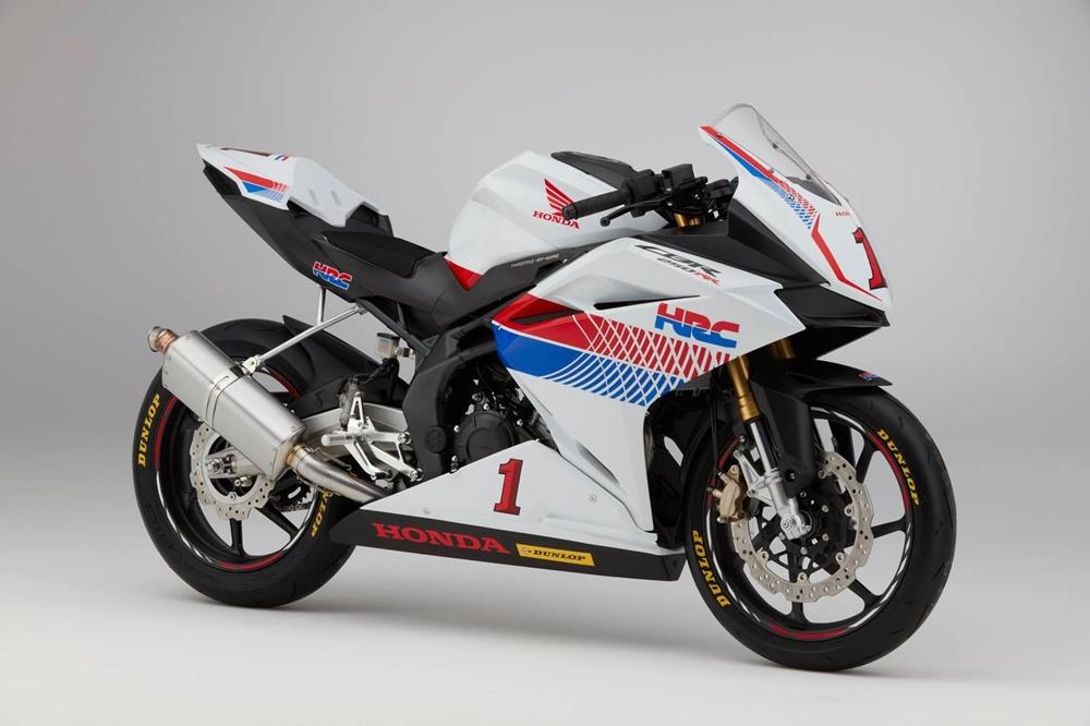 Гоночный вариант Honda CBR250RR 2017
