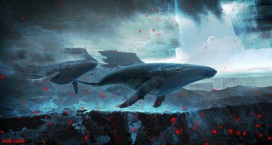 Creative Digital Artworks by Kuldar Leement