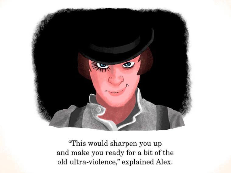 Movies R Fun - The cult movies transformed into children's books