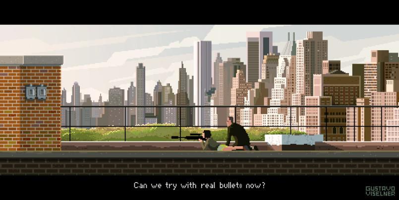 Pixel Art Tributes by Gustavo Viselner