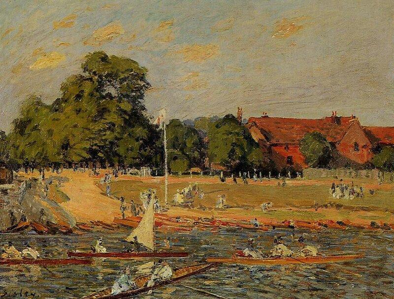 Regatta_at_Hampton_Court