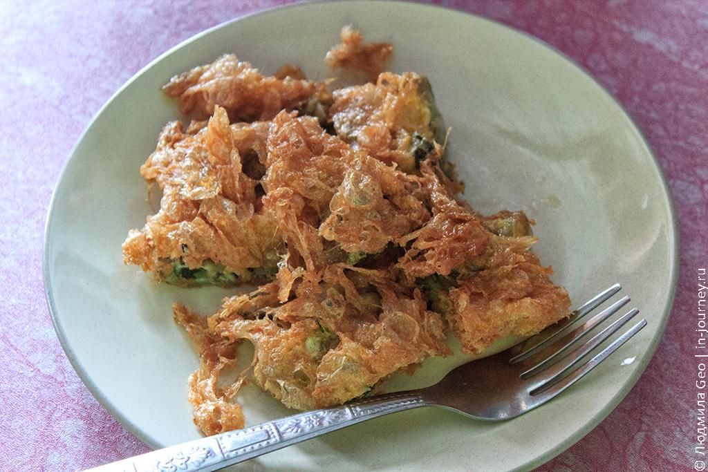 закуска тайская к устрицам
