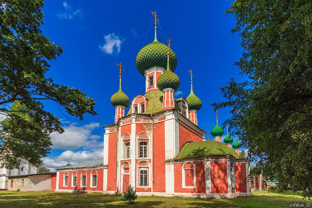 Переславль-Залесский, Владимирский собор