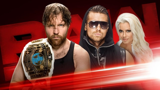 Post image of WWE Monday Night RAW 15.05.2017