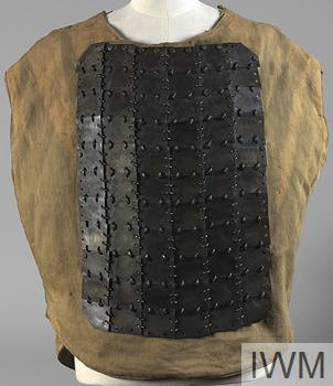 Body Armour, Franco-British Cuirass (with Collar): British