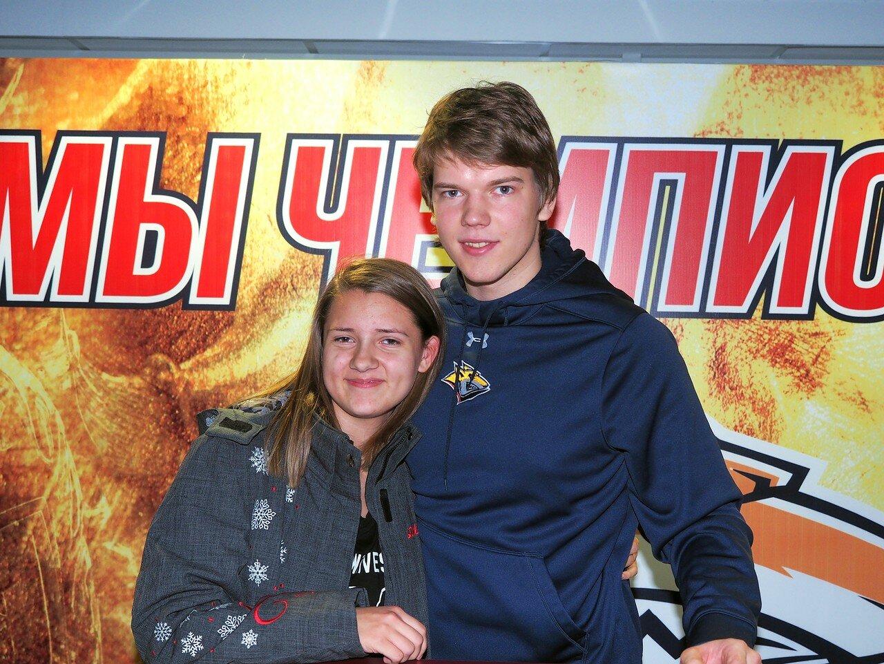 122Металлург - Сибирь 28.10.2016