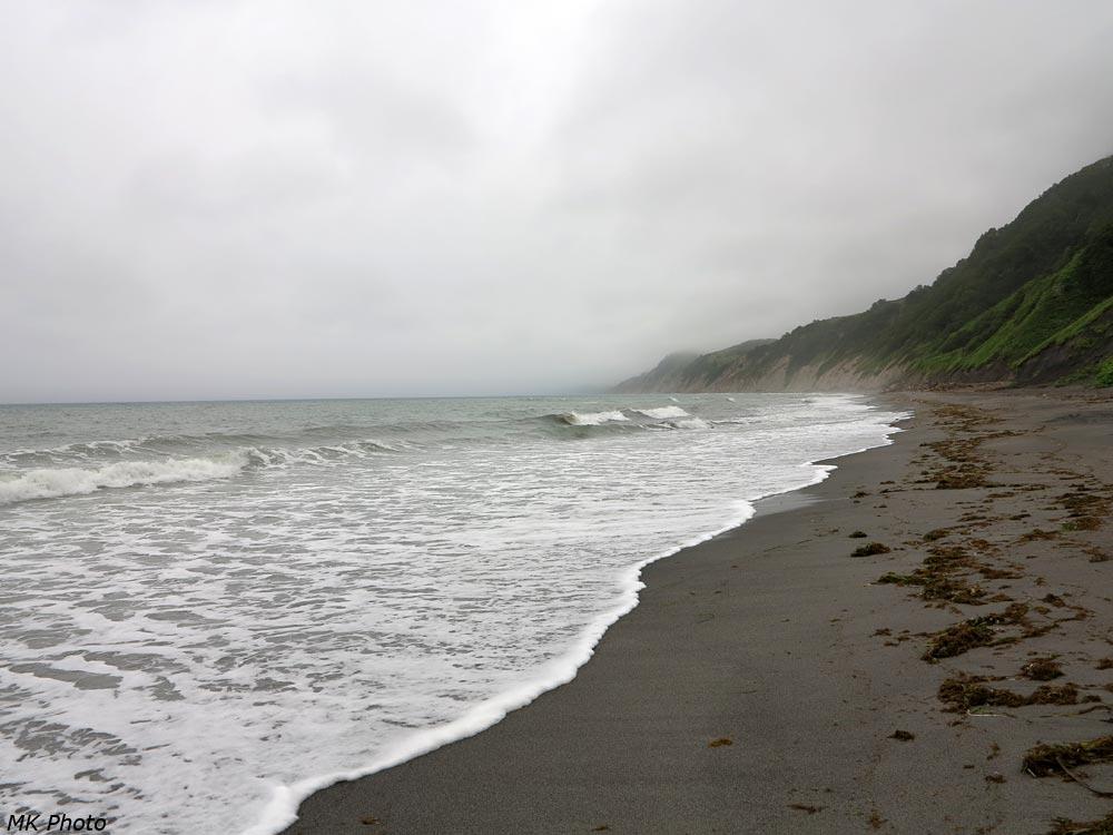 Хмурые волны