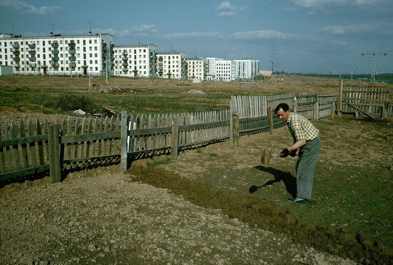 1964 Огород на окраине Москвы. Зюзино.jpg