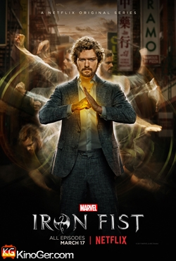 Marvels Iron Fist Staffel 01 (2016)