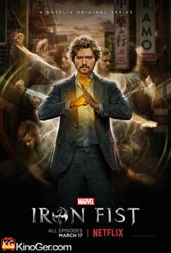Marvels Iron Fist Staffel 01-02 (2016)
