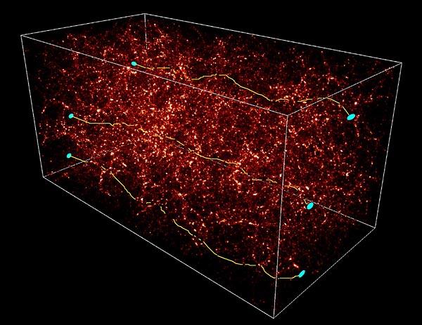 Новая теория утверждает, что темная материя не существует