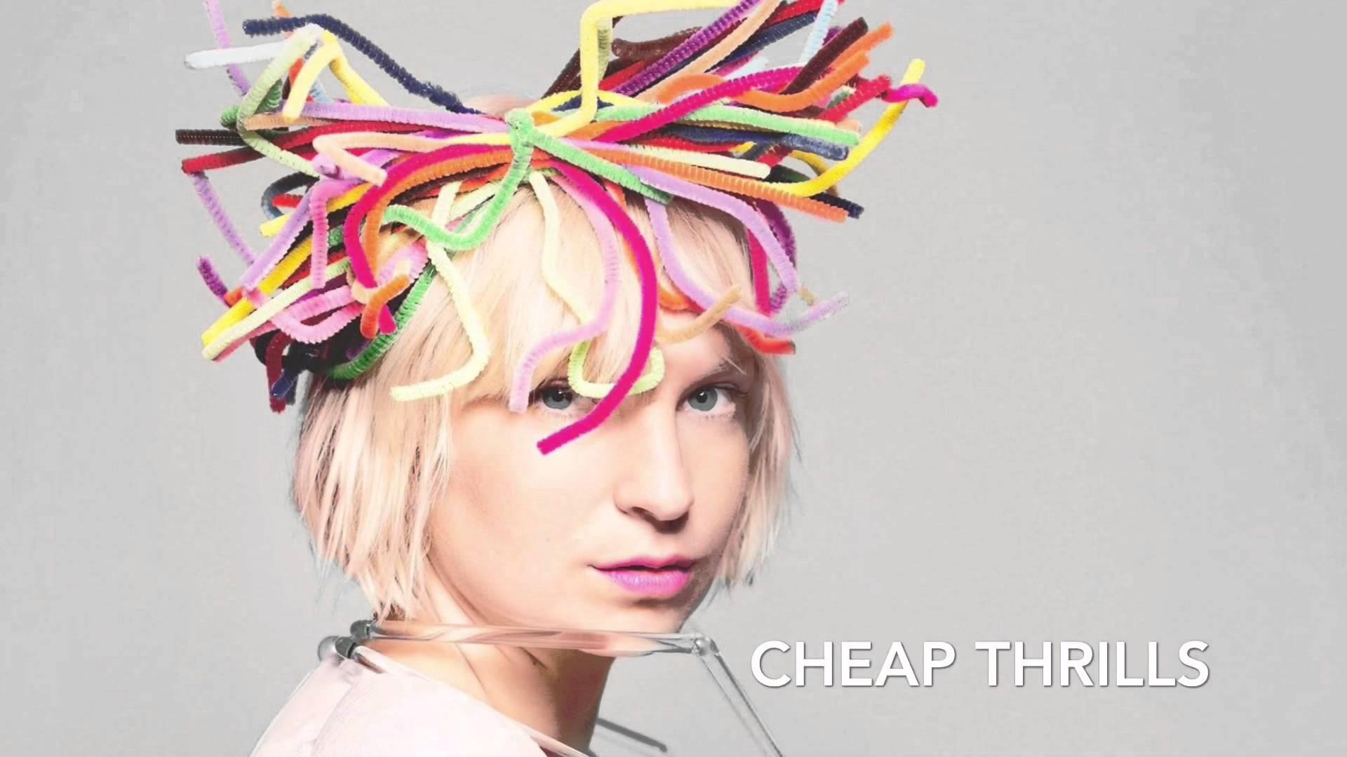 Клип Sia - Cheap Thrills